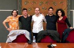 Sergio Verá y mis amigos de las Casas Ahorcadas de Cuenca