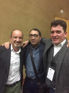 Josep Lluís Cadena y David Velasco